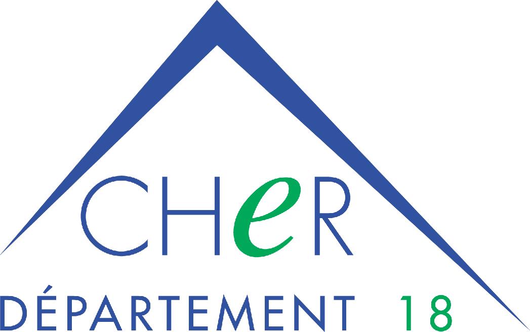 Logo du département du Cher