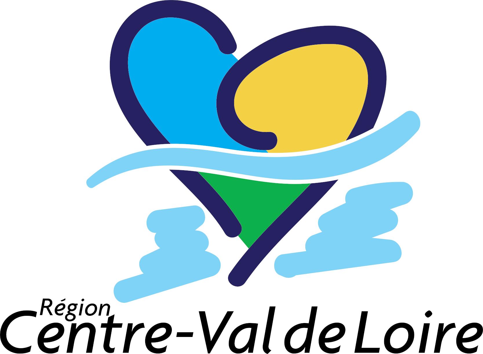 Logo du Centre-Val-de-Loire