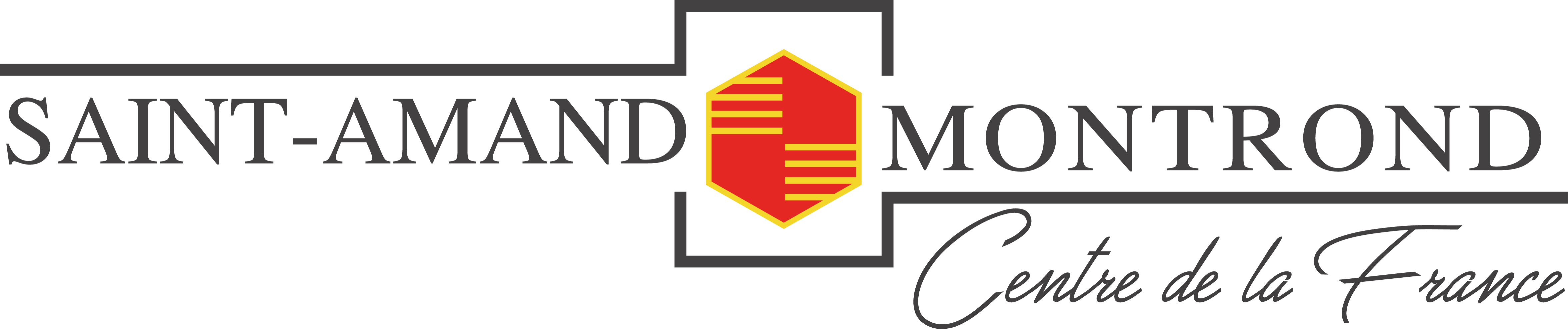 Logo de la ville de Saint-Amand-Montrond
